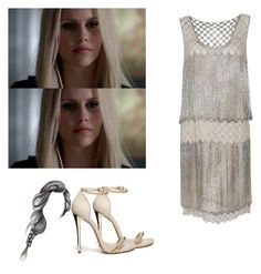 """""""Rebekah Mikaelson - The Originals"""" by shadyannon ❤ liked on Polyvore featuring ASOS"""