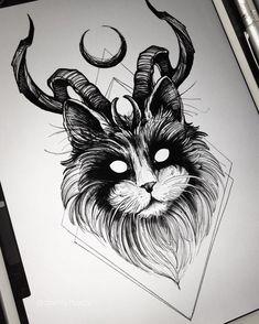 The picture can contain: Drawing - Piercings & Tattoos -.- Das Bild kann enthalten: Zeichnung – Piercings & Tattoos – The image may include: drawing – piercings & tattoos – - Tattoo Sketches, Tattoo Drawings, Body Art Tattoos, Art Sketches, Dark Art Drawings, Pencil Art Drawings, Animal Drawings, Dark Art Tattoo, Creepy Tattoos