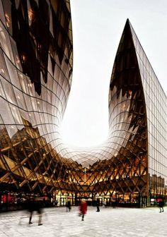 Emporia Shopping Centre, Malmo Sweden. #buildings #architecture