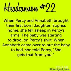 First book, chapter five, paragraph seventy three, sentence one. That's when Annabeth said 'you drool in your sleep'. Percy Jackson Annabeth Chase, Percy Jackson Head Canon, Percy Jackson Ships, Percy Jackson Quotes, Percy Jackson Fan Art, Percy And Annabeth, Percy Jackson Books, Percy Jackson Fandom, Rick Riordan Books