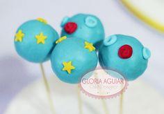 Popcakes Pequeno Príncipe Little prince Guga