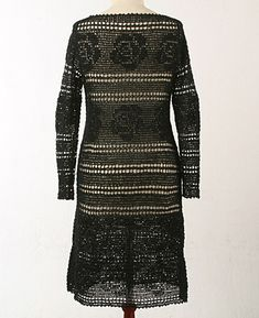 Туники и блузы филейное вязание.   Много......