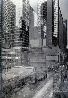 The Museum of Modern Art, New York Micheal Wesely http://www.sanatblog.com/micheal-weselynin-uzun-pozlamalari/#