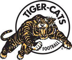 Hamilton Tiger-Cats - Football Sports Vector SVG Logo in 5 formats - Canadian Football League, Football Team, American Football, Football Helmets, Cool Graphic Tees, Cat Logo, Great Logos, Nhl, Cats