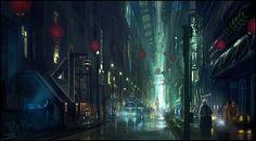 Evan Lee cyberpunk - Pesquisa Google