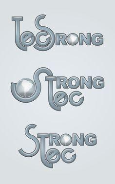 Logo - TecStrong