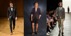 7 Hot Men's Fashion Trends You'll See This Spring Mens Fashion Casual Shoes, Mens Fashion Sweaters, 2014 Fashion Trends, Mens Trends, Urban Fashion, Men's Fashion, Street Fashion, Spring 2014, Summer 2014