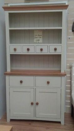 padstow small hutch & sideboard Sideboard, The Unit, Display, Dining, Furniture, Floor Space, Food, Billboard, Home Furnishings