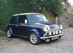 Rover Mini Mpi 1275cc - 1996 - 2000 Mini Cooper S, Rover Mini Cooper, Classic Mini, Classic Cars, Minis, Mini Morris, Love Car, Retro Cars, Kustom