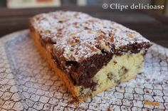 Romanian Food, Romanian Recipes, Sweet Memories, Cake Cookies, Banana Bread, Bakery, Pudding, Sweets, Candy