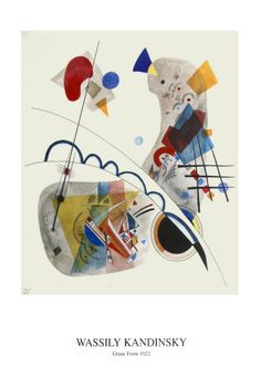 Wassily Kandinsky Poster, Prints, Paintings & Wall Art for Sale Wassily Kandinsky, Abstract Words, Abstract Art, Bauhaus, Poster Prints, Art Prints, Art Moderne, Art Abstrait, Klimt