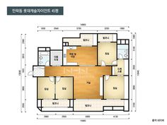 인더스트리얼인테리어 - 수영구 민락 롯데캐슬자이언트 45평 리모델링 / 무게감이 느껴지는 모던인테리어, 간접조명 활용 : 네이버 블로그 Aesthetic Bedroom, Dream Life, Villa, Floor Plans, House Design, Flooring, How To Plan, Blue, Maps