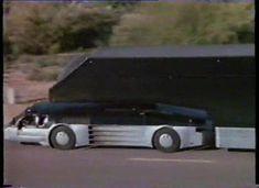 "Steinwinter Commercial Motor Vehicle in ""The Highwayman"" Weird Cars, Cool Cars, Gi Joe, Luxury Motorhomes, Tv, Colani, Old School Toys, Custom Big Rigs, Heavy Truck"