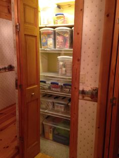 Mouse Problem Organize Your Pantry And Proof At The Same Time We Picked