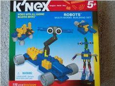 K'nex Robots by K'NEX. $19.98. Toy. Toy