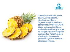 Benefícios do abacaxi.
