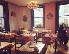 Hidden above London famous pub the Coach&Horse soho secret tea room #traditional#soho#London#vintage#secrettearoom#earlgreytea#afternoon#lovely#lady#date by cheri0cal