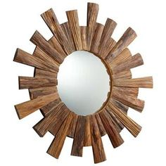 Check out the Cyan Design 06148 Wheelhouse Reflection Mirror priced at $267.50 at Homeclick.com.