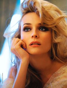 Diane Kruger | #fashion