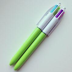 Bic 4-color pens