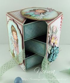 Der Samstag ist da! Herzlich Willkommen zu einer neuen Ausgabe vom Stempeleinmaleins! Wir haben heute die liebe Norma (From My Craft Room...