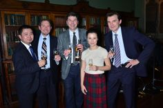 Whisky: Glenmorangie launch of Ealanta with Dr Bill Lumsden Edinburgh, Whisky, Product Launch, My Love, Whiskey
