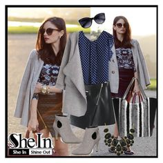 """shein 10/9"" by zehrica-kukic ❤ liked on Polyvore featuring мода и Sheinside"
