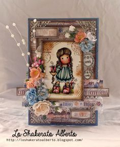 Tilda with Tag Gifts / Lo shakerato Alberto