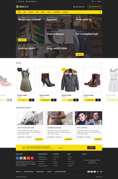 BEEZER – online fashion stores on Inspirationde