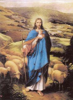 Jesus, our good shepherd