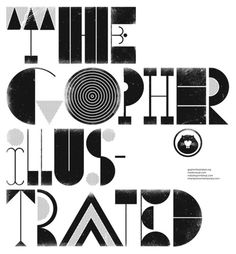 TYPOGRAPHY good design contemporary typography text font fashion art modern