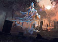 ArtStation - Remorseful Cleric - Magic the Gathering, Greg Rutkowski