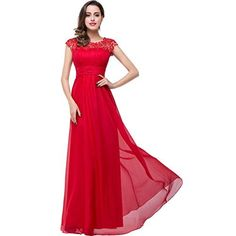 Ever-Pretty Formal Dresses For Graduation 16 US Burgundy at Amazon Women's Clothing store:
