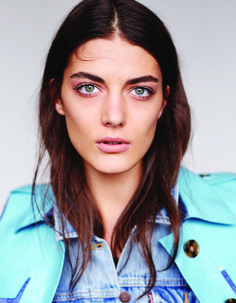 LOOSE BLUES by L'OFFICIEL MEXICO MAY 2015