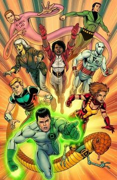 Superhero Characters, Dc Comics Characters, Female Characters, Superhero Texts, Comic Books Art, Comic Art, Space Opera, Legion Of Superheroes, Marvel