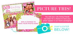 Lilly Pulitzer Picture This! Photo Contest