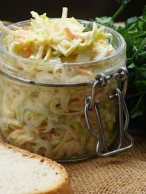 Appetizer Salads, Appetizers, Healthy Desserts, Healthy Recipes, Magic Recipe, Kraut, Macaroni And Cheese, Cabbage, Food And Drink