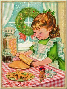 préparer le repas de Noël