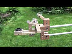 DIY camera crane for GoPro - product tank - YouTube