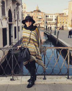 Candela Vizcaíno en Venecia