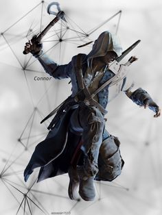 Assassin's Creed - Connor/Ratonhnhaké:ton