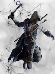 Assassin's Creed - Connor/Ratonhnhaké:ton