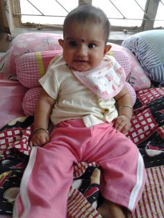 SAANCHI ROY.....4MNTHS.....