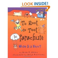 To Root to Toot to Parachute: What Is a Verb