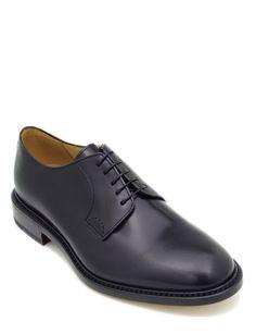 Scarpa classica da uomo stringata di colore nero fa76538a3bd