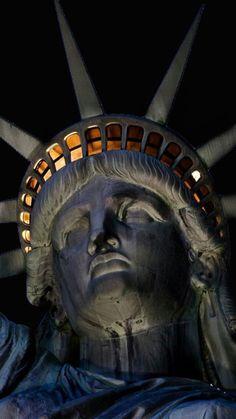 Liberty New York, Joe Cocker, Tumblr, Stunning Photography, God Bless America, Way Of Life, American History, Statue Of Liberty, New York City