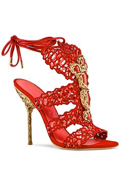 Sergio Rossi - Shoes - 2014 Spring-Summer