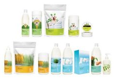 Love Shaklee cleaning products - they are clean, safe, incredibly affordable and they work!! Can't say enough about them... I won't use anything else!!