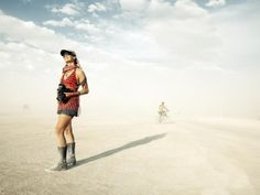 """Why I can't stop going to Burning Man."" Great article about the one and only Burning Man.  I went 3 times in a row, then took a break and regretted it.  It's definitely addictive."