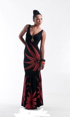 Vera Dress - : SHOP ONLINE-Womens : Resort Clothing Auckland, Resort Wear New Zealand, Samoan Dresses